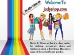 Men's & Women's Online Fashion - Discover latest fashion and shop