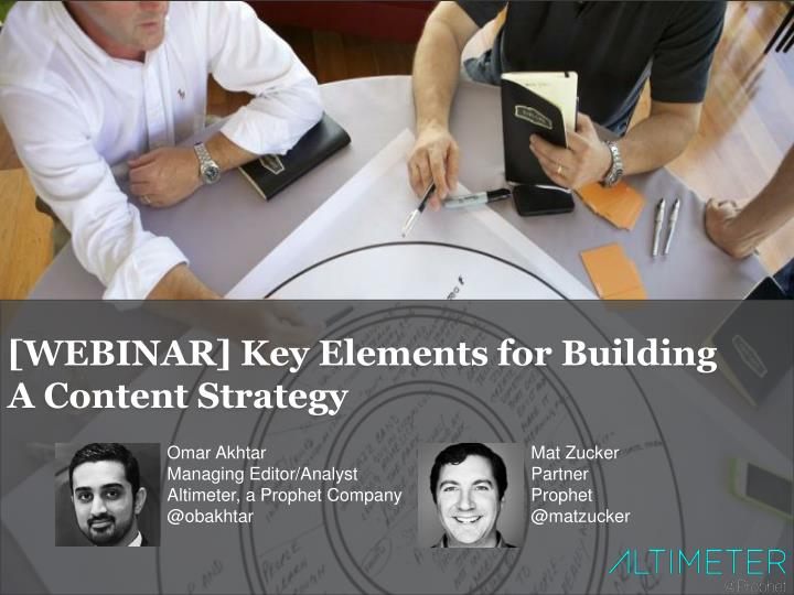 webinar key elements for building a content n.