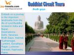 Buddhist Circuit Tour India or Nepal