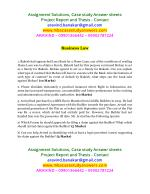 Rakesh had approached Lena Bank for a Home Loan, one of the conditions of availing Home Loan was to obtain a Surety. Rak