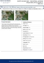 7 acres of prime industrial land for sale in the Cayman Islands.