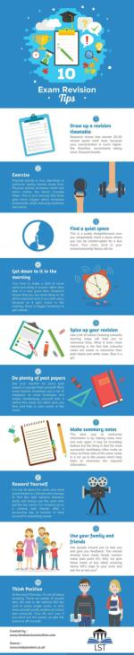 10 Exam Revision Tips