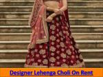 Bridal Lehenga on rent in Uttam Nagar, Delhi for a day