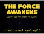 The Force Awakens CAGT16