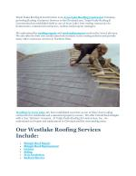 Avon Lake Roofing Contractor