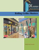 Rolling Grilles Shutters