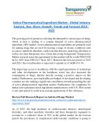 Active Pharmaceutical Ingredient Market - Global Industry Analysis, Size, Share, Growth, Trends and Forecast 2015 - 2023
