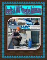 Benefits of HVAC Preventive Maintenance