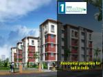 Residential properties for sell in India