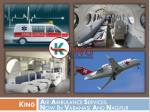 Get Low Cost Air Ambulance Services in Varanasi