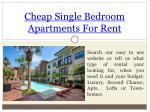 Apartments for rent near me no credit check