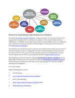 IM Solutions for Quality Web design, Digital Marketing Services in Bangalore
