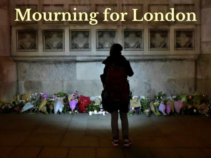 mourning for london n.