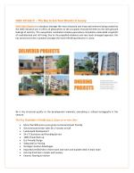 Delhi Infratech – The Key to live Your Dreams in Luxury