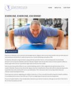 How Exercise is Beneficial For Health - Know From Physio Botany
