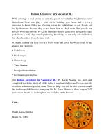 indian astrologer in Vancouver BC