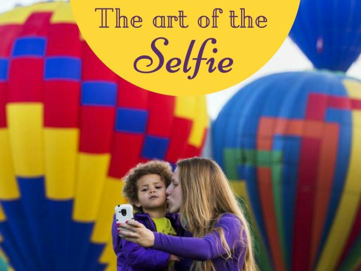 the art of the selfie n.