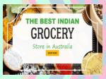 Affordable India Bazaar Grocery Store Australia | 61 296358935