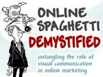 Online Spaghetti Demystified - untangling the role of visual communication in online marketing