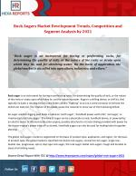 Rock Augers Market Development Trends, Competition and Segment Analysis by 2021