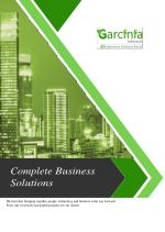 Garcinia Infotech is a Leading Website Designing Company in Chennai.