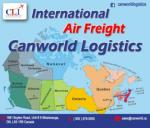International Air Freight Company in Canada