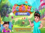Aadhya's Candyland Game for Kids