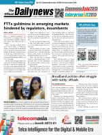 CommunicAsia 2015 Showdaily - Day4 June5