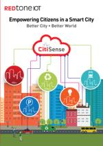 REDtone IOT Smart City Solution - Citisense Brochure