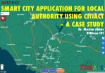 Smart City Application for Local Authority Using CitiAct - A Case Study