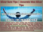 Accurate Mcx Silver Tips | Silver Sure Tips