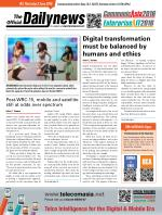 CommunicAsia 2016 Daily - Day 3 (June 2, 2016)