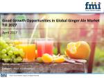 Ginger Ale Market Shares, Strategies and Forecast Worldwide, 2017 to 2027
