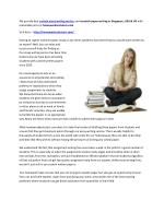 Custom Essay Writing Service | Research Paper USA, UK, Singapore