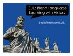 Teaching History to Language Learners