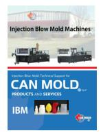 Can Mold Injection Blow Molding Machinery