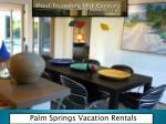 Palm Springs Golf Club Rentals | Palm Spring Vacation Home Rentals