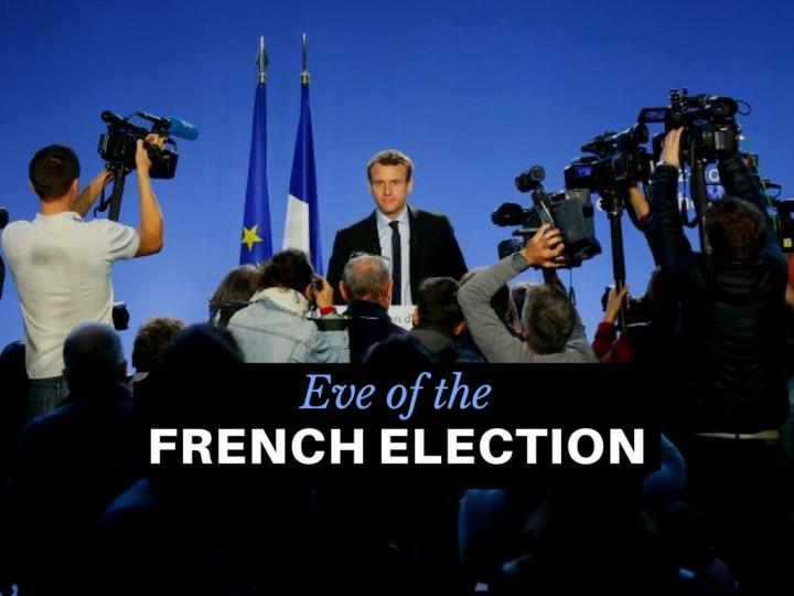 eve of the french election n.