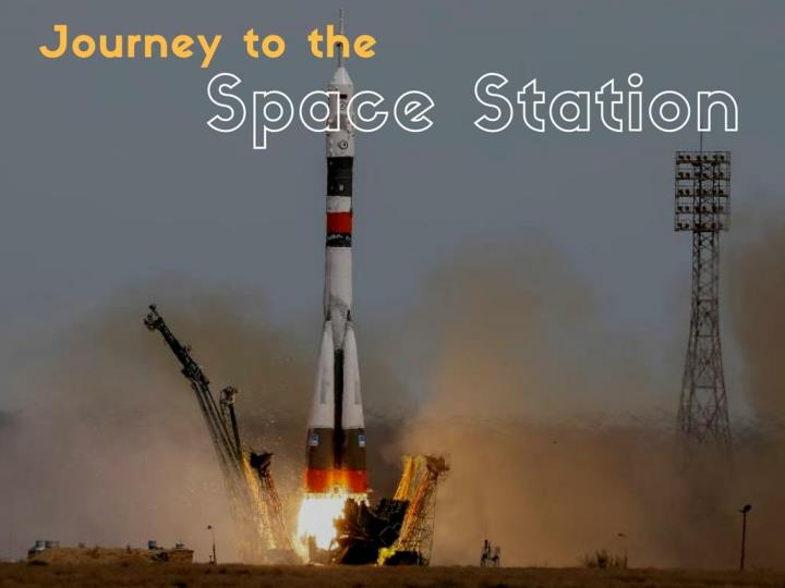 journey to the space station n.
