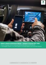 Global In-Vehicle Infotainment Market Report 2017-2022