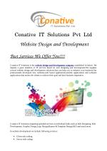 Offer Best Services - Website Design and Development Company