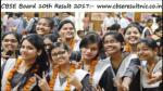 CBSE Board 10th Class result 2017 Excepted to Proclaimed on 25th may 2017
