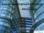 Architectural Engineering services - silicon info