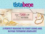3 Perfect Reasons to Start Using and Buying Tistabene Jewellery