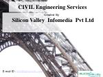 Civil Engineering Services - Silicon Valley