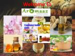 Buy Online Pure and Natural Traditional Indian Attars
