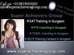 Obtain success in ielts exam with Super Achievers group