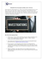 Affordable Private Investigator in Dallas is Just a Call Away