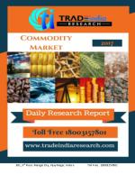 Daily Commodity Research Report By TradeIndia Research.