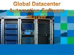 Global Datacenter Automation Software Market